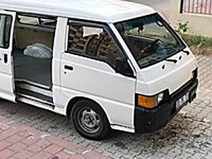 96 MITSUBISHI L300 5 1 KİŞİLİK KOMPLE CAMLI TEMİZ YENİ MUAYENELİ  L 300 L 300 Camlı Van