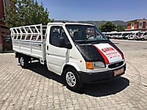 ÇAKIR OTOMOTİV DEN 1998 MODEL UZUN ŞASE KESME 190 LİK Ford Trucks Transit 190 P