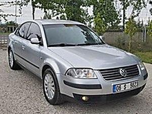 FİYAT DÜŞTÜ  2001 PASSAT 1.8 T - OTOMATİK - COMFORTLİNE - LPG Lİ Volkswagen Passat 1.8 T Comfortline
