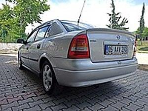 2001 MODEL OPEL ASTRA HATASİZ Opel Astra 1.6 Elegance