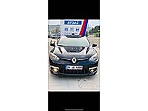 Genç otomotivden satılık 2014 icon paketi Renault Fluence 1.5 dCi Icon