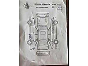 OSMANLI OTOMOTİV 2015 cıurier 1.6tdci 95 hp masrafsız 86.000km Ford Tourneo Courier 1.6 TDCi Deluxe