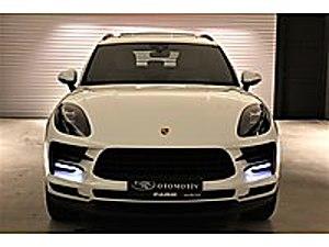 2019 Trafik Çıkışlı Boyasız 2018 Model Beyaz İçi Bej Bayi FULL Porsche Macan 2.0