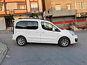 HATASIZ BOYASIZ DEĞİŞENSİZ TRAMERSİZ 33.000 KM DE SIFIR KOKULU Citroën Berlingo 1.6 HDi SX
