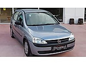 OTOMATİK VİTES 2004 MODEL OPEL CORSA YAKIT CİMRİSİ KLİMALI Opel Corsa 1.0 ECO Club
