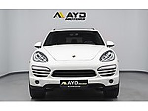 AYD MOTORSDAN 2011 CAYENNE 59.000 KM DE VERGİ BARIŞLI ORJİNAL    Porsche Cayenne 3.0 Diesel