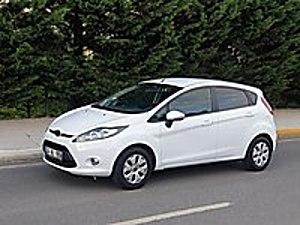 Ford fiesta...düşük km  temiz  euro5  masrafsız. Ford Fiesta 1.4 TDCi Trend