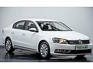 2013 MODEL PASSAT COMFORTLİNE HATASIZ BOYASIZ MANUEL Volkswagen Passat 1.6 TDI BlueMotion Comfortline