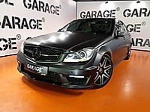 GARAGE 2011 MERCEDES BENZ C180 AVANTGARDE C63 AMG GÖRÜNUM Mercedes - Benz C Serisi C 180 Avantgarde