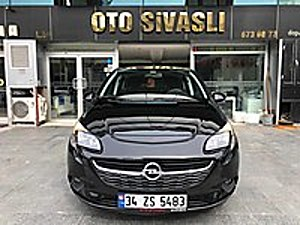 2017 MODEL CORSA ENJOY OTM 19.800 KM Opel Corsa 1.4 Enjoy