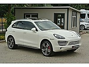 2011 Porsche Cayenne  Bayii Eğlence Paket Airmatic Cam Tavan Porsche Cayenne 3.6 S