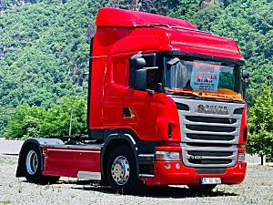 AKBULUTLARDAN 2012 MODEL SCANIA G-420 EURO 5 HAYLAIN