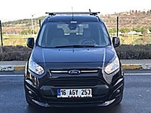 POLATTAN 2017 CONNECT 120 HP HATASIZ OTOMATİK VİTES 15 DK KREDİ Ford Tourneo Connect 1.5 TDCi Titanium