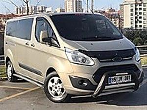 POLAT TAN 2017 FORD CUSTOM 310 L D LÜXX 155 HP 15 DK KREDİ Ford Transit Custom 310 L Delux