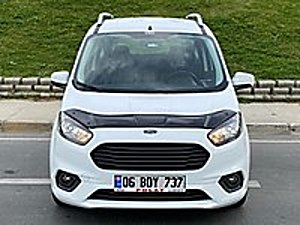 POLAT TAN 2018 1.5 DELÜX 6 İLERİ-95 HP COURİER FULL 30 DK KREDİ Ford Tourneo Courier 1.5 TDCi Delux
