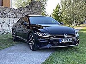 AKDENİZ AUTODAN HATASIZ BOYASIZ HAYALET ELK BAGAJ KEYLES GO Volkswagen Arteon 1.5 TSI R Line