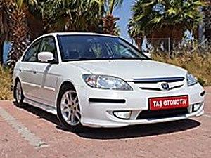 TAŞ OTOMOTİV 2006 Honda Civic 1.6 VTEC ES BEYAZ MELEK LPG Lİ Honda Civic 1.6 VTEC ES