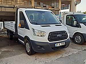 2015 350L PİCKUP FULL PAKET 76 BİNDE ORJINAL BOYASIZ Ford Trucks Transit 350 L