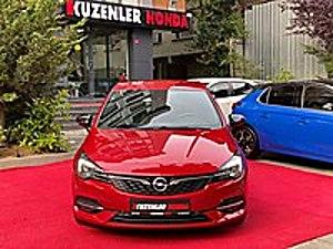 KUZENLER HONDA DAN 2020 ASTRA 1.2 T ÖZEL SERİ 145 HP SIFIR KM Opel Astra 1.2 T Edition