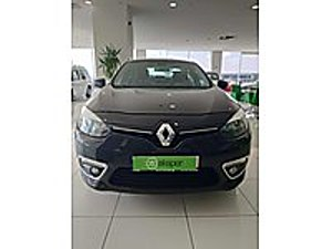FİAT ERKAY DAN 2015 MODEL RENAULT FLUENCE 1.5 DCİ İCON EDC Renault Fluence 1.5 dCi Icon