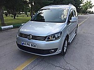 Orijinal Caddy Diesel Otomotik Volkswagen Caddy 1.6 TDI Comfortline