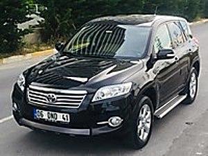 2010 4x4 OTOMATİK 69bin km de SIFIR TADINDA DERİ ISITMA SS VS Toyota RAV4 2.0 Extra Multidrive S