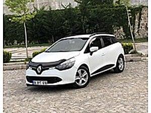 KAYITSIZ HATASIZ 1.5dCi SPORTTOURER ICON GÖRÜNÜMLÜ Renault Clio 1.5 dCi SportTourer Touch