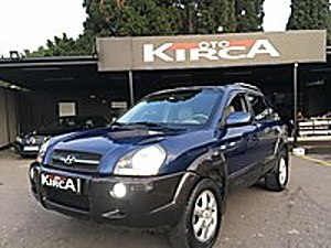 KIRCA OTOMOTİV 2005 MODEL HYUNDAİ TUCSON DİZEL OTOMATİK Hyundai Tucson 2.0 CRDi