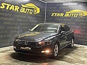 STAR AUTO DAN    TAKAS   KREDİ İMKANI..    Volkswagen Passat 1.6 TDI BlueMotion Comfortline