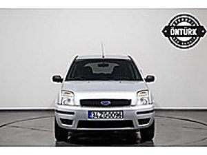 2004 FORD FUSİON 1.6 BENZİN LPG Ford Fusion 1.6 Lux