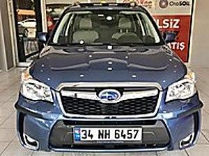 İLK ELDEN 30BİN KMDE FULL FULL YETKİLİ SERVİS BAKIMLI 4X4 SPORT Subaru Forester 2.0 TD Sport