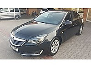 ANINDA KREDİN HAZIR   2017 DİZEL KM 70 000 OTOMATİK VİTES Opel Insignia 1.6 CDTI  Design