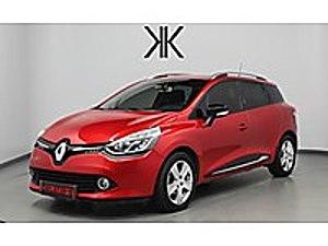 K I R M I Z I  2013 HATASIZ CLIO SPORT TOURER ICON 1.2 120 HP Renault Clio 1.2 SportTourer Icon