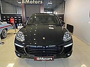 BMotors dan 2016 CAYENNE 4 ISITMA SOĞUTMA VAKUM BAYİ BOYASIZ 89 Porsche Cayenne 3.0 Diesel