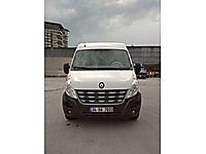 2012 13  m³  RENAULT MASTER KLİMALI ORJİNAL FATURALI Renault Master 2.3 dCi L3H2  13 m3