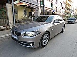 2014 BMW 520İ PREMIUM  ORJİNAL OTOMATİK  BMW 5 Serisi 520i Premium