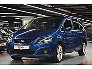 Caretta dan Boyasız Otomatik 7 Kişilik 1.4 TSI 150 Ps Alhambra Seat Alhambra 1.4 TSI Style