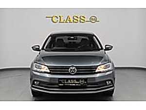 CLASS-56 DAN 2016 MODEL JETTA COMFORTLİNE HATASIZ BOYASIZ FULL Volkswagen Jetta 1.4 TSI BlueMotion Comfortline