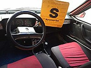 SERDAR OTOMOTİV 1986 RENAULT 12 TX LPGLİ YENİ VİZELİ BAKIMLI Renault R 12 TX