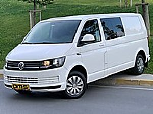 O.M.S OTOMOTİV DEN 2017 UZUN ŞASE 5 1 CİTY VAN 102 HP Volkswagen Transporter 2.0 TDI City Van
