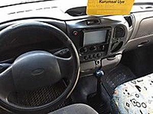 SERDAR OTOMOTİV 2004 FORD TRANSİT 350 L 5 1 CAMLIVAN ORJİNALL Ford Transit 350 L