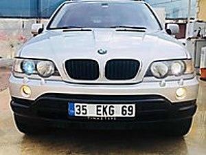 TINAZTEPE OTOMOTİV DEN FULL BAKIMLI 2003 BMW X5 3.0D KUSURSUZ BMW X5 30d
