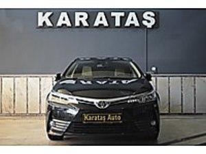 KARATAŞ AUTO DAN BOYASIZ HATASIZ 2017 COROLLA ADVANCE OTOMATİK Toyota Corolla 1.4 D-4D Advance