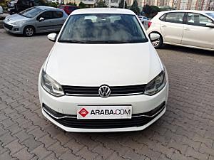 2016 Volkswagen Polo 1.4 TDI Comfortline - 67300 KM