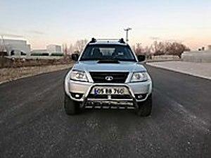 2010 MODEL SERVİS BAKIMLI 150 BİNDE 4x2 YAPILI TATA XENON Tata Xenon 4x2