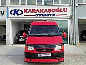 Karakaşoğlu Otomotivden 1999 Ford Transit 120V 5 1 Camlıkoltuklu Ford Transit 120 V