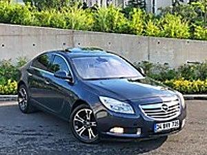 2012 OPEL İNSİGNİA 2.0 CDTİ SUNROOF LU-165.000KM-DİZEL OTOMATİK Opel Insignia 2.0 CDTI Edition Elegance Active