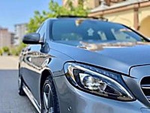 KARAELMAS AUTO DAN MERCEDES AMG C200 D 7G İMZALI SERİ Mercedes - Benz C Serisi C 200 d BlueTEC AMG