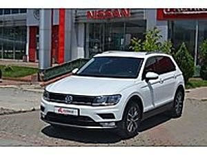 ASAL OTOMOTİVDEN 2017 TİGUAN 1.6 TDI COMFORTLİNE MANUEL BOYASIZ Volkswagen Tiguan 1.6 TDI Comfortline