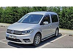 KARADAŞ OTOMOTİVDEN KUSURSUZ CADY EXCLUSİVE DSG Volkswagen Caddy 2.0 TDI Exclusive